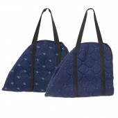 Centaur® Embroidered Saddle Bag