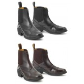 Ovation® Synergy Zip Front Paddock Boot - Ladies'
