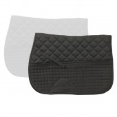 Ovation® Double Back Fleece Quilted Dressage Pad