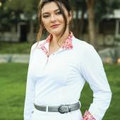 Romfh® Lindsay Show Shirt- Long Sleeve