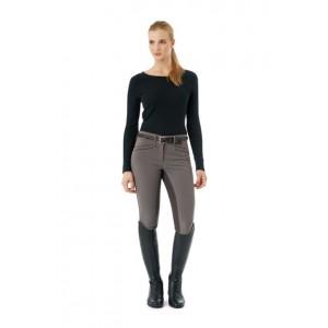 Ovation® Celebrity  EuroWeave™ DX Front Zip Full Seat Breeches - Ladies'