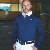 Romfh® Men's Long Sleeve Polo