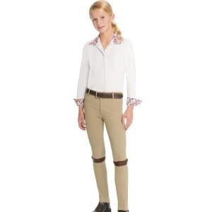 Ovation® Bellissima Knee Patch Jod- Child's