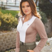 Romfh® Schuyler Show Shirt- Long Sleeve