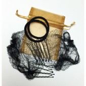 RWR® Ultra Sheer Bun Net Kit