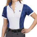 Romfh® Schuyler Plaid Show Shirt- Short Sleeve
