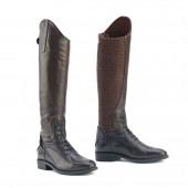Ovation® Sofia Grip Brown Field Boot- Ladies'
