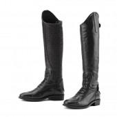 Ovation® Sofia Grip Black Field Boot- Child's