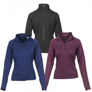 Ovation® Melani Cool Weather Long Sleeve Tech Top