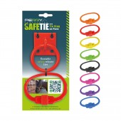 SafeTie with Tie Ring on Plate