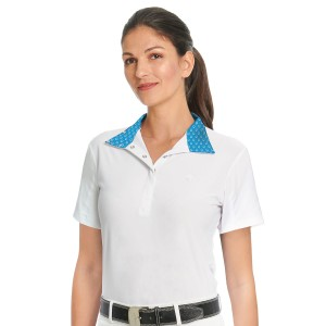 Ovation® Jorden Ladies' Tech Short Sleeve Show Shirt