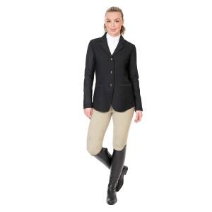 Ovation® AirFlex 3-Button Show Coat- Ladies'