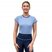 Romfh® Lucy Short Sleeve Tech Tee