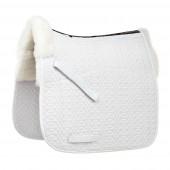 Ovation® Europa™ Sheepskin Dressage Pad- 6 Shim