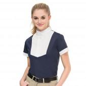 Ovation® Elegance Short Sleeve Show Shirt- Ladies'