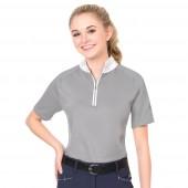 Ovation® Elegance Sparkle Show Shirt- Short Sleeve