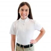 Ovation® Child's Signature Performance Shirt- Short Sleeve