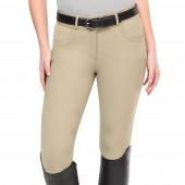 Ovation® Bellissima II GripTec Knee Patch Breech- Ladies'