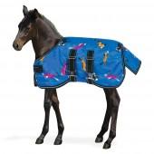 Centaur® 600D Pony Print Foal Turnout Blanket- 200g