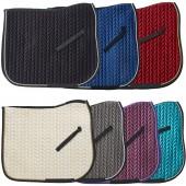 Ovation® Elegance Velvet Dressage Pad