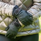 Ovation® Dakota Winter Rider Gloves- Ladies'
