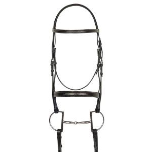 Aramas® Fancy Mild Square Raised Bridle with Fancy Lace Reins
