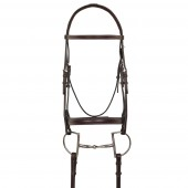 Aramas® Mild Raised Bridle with Lace Reins