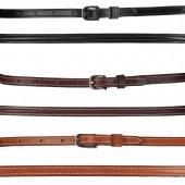 Harmohn Kraft Plain Raised Belt- 1/2 Inch Wide